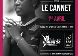 Quimper Volley 29 – Le Cannet